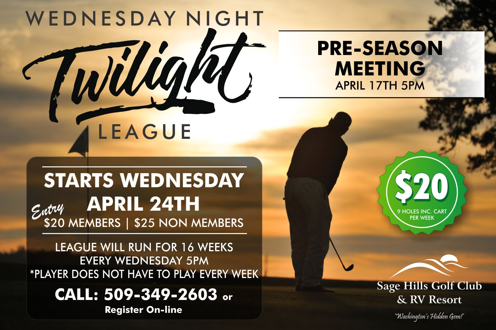 Twilight League Email 1